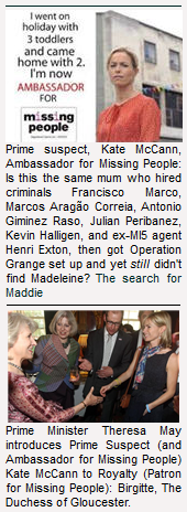 Anna Brunt: £300K for Maddie McCann, Operation Grange. I've asked the National Audit Office to Investigate 9_mp_t11