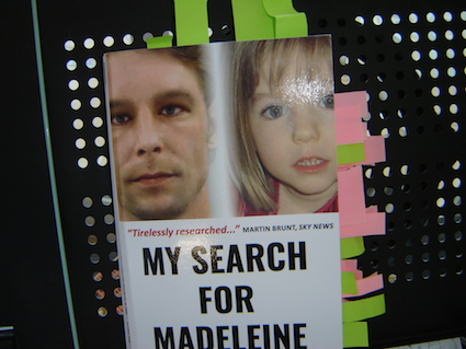 FACT TRACK:    My Search for Madeleine' by Jon Clarke of the Olive Press Jc_sti10