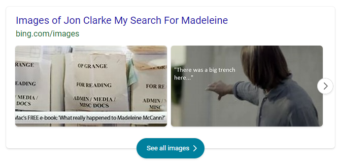 Extract from Jon Clarke's new book: 'My Search for Madeleine McCann' Jon_cl10