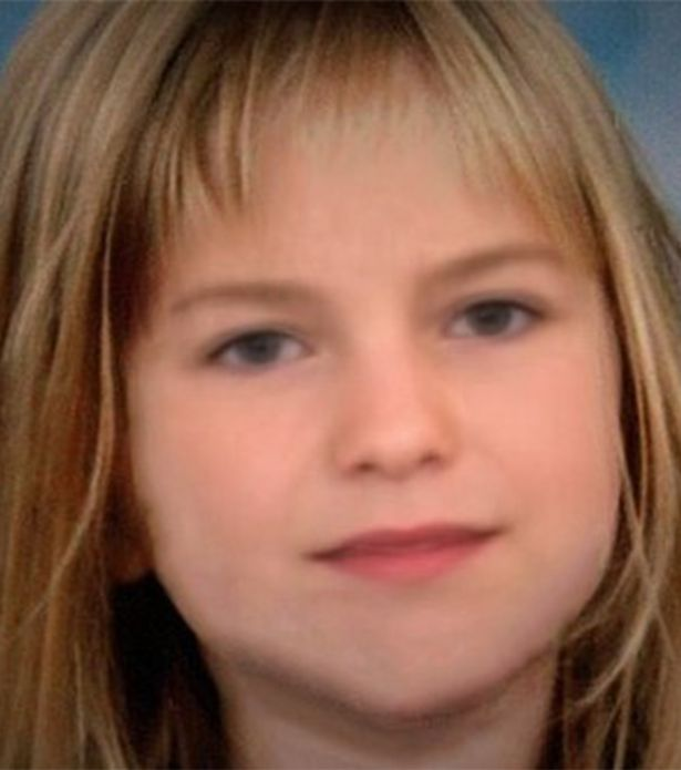 Groundbreaking Madeleine McCann photo shows what missing girl would look like now Maddie14