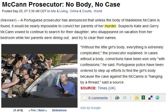 Media Mayhem - MCCANN MEDIA NONSENSE OF THE DAY - Page 42 No_bod10