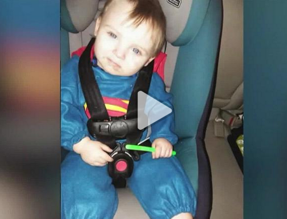 "A 2-year-old in Virginia disappeared from his bed. The mother is ""holding up as well as you could expect under the circumstances."" Noah_t10"