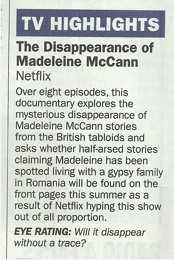 Netflix probes Madeleine McCann disappearance in new documentary - Page 12 Pe_net10