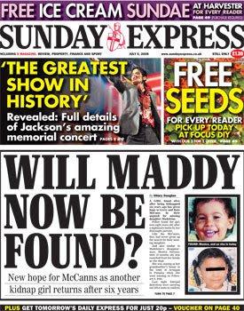 Media Mayhem - MCCANN MEDIA NONSENSE OF THE DAY - Page 16 Sunday10