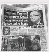 YES or NO? Did Dr David Payne visit Dr Kate McCann on the evening Madeleine was reported missing? - 20 CONTRADICTIONS which suggest that this visit never took place Sutton10
