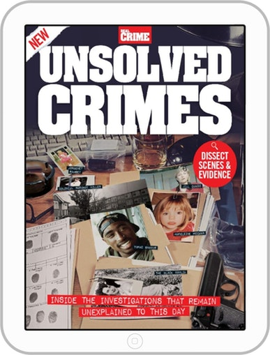 Unsolved Crimes magazine reinforces the official Police narrative that Maddie was abducted Unsolv10