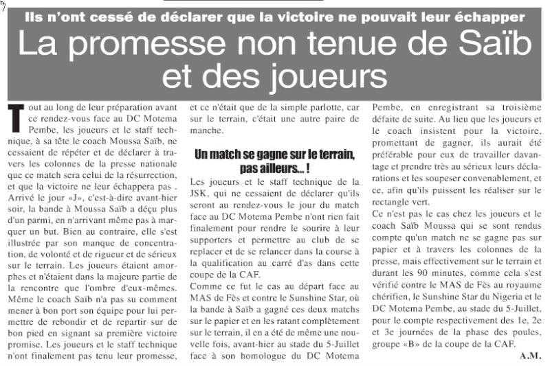 [CC, Groupe B - Journée 3] JS.Kabylie 0 - DC Motema Pembé 2 (RDC) (Après match) - Page 7 2_bmp13