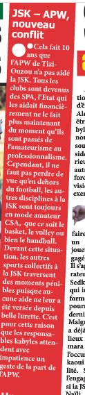 [Dossier] : Affaire JSK - APW Tizi Ouzou - Page 2 Fff10