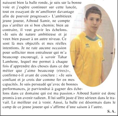 Les Jeunes Catégories - Page 6 Jun210