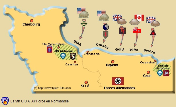 Operation Neptune 6 juin 1944 6_juin10