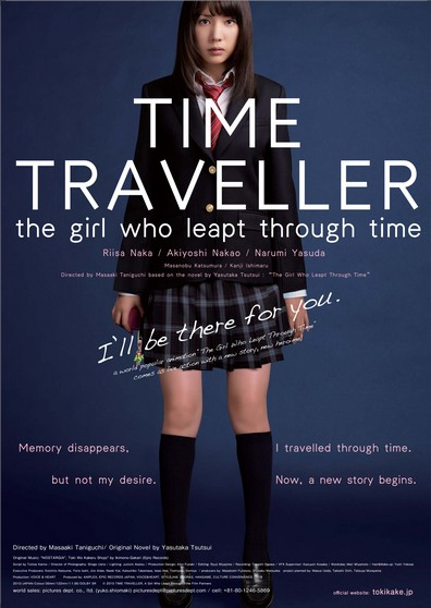 Time Traveller: The Girl Who Leapt Through Time Time_t10