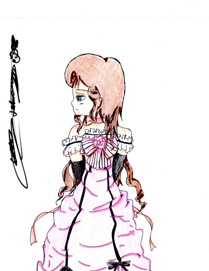 Drawings! =3 Suika_11