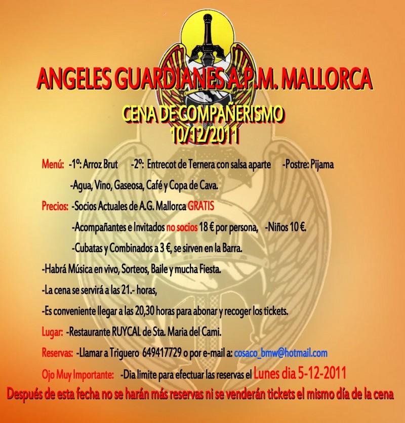 ANGELES GUARDIANES CENA 10 DICIEMBRE Cena_c10