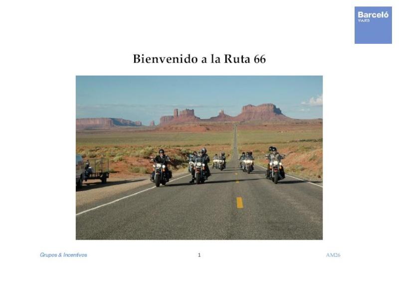 RUTA 66 - QUIEN SE ANIMA ? Ruta6610