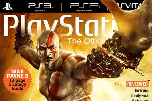 Revista oficial da Playstation nos EUA vai fechar em dezembro Playst10