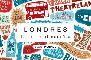 [Howard, Rachel & Nash, Bill] Londres insolite et secrète Londre11