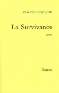[Hunzinger, Claudie] La Survivance Surviv11
