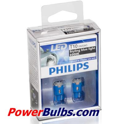 Ampoule de feu de position Bluevi10