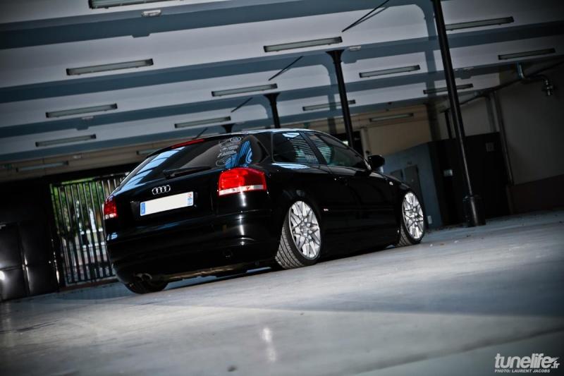 Audi A3 tdi 140 S-Line air ride + rotiform 19 17596210