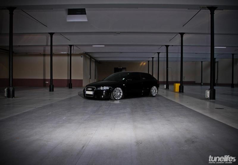 Audi A3 tdi 140 S-Line air ride + rotiform 19 61551110