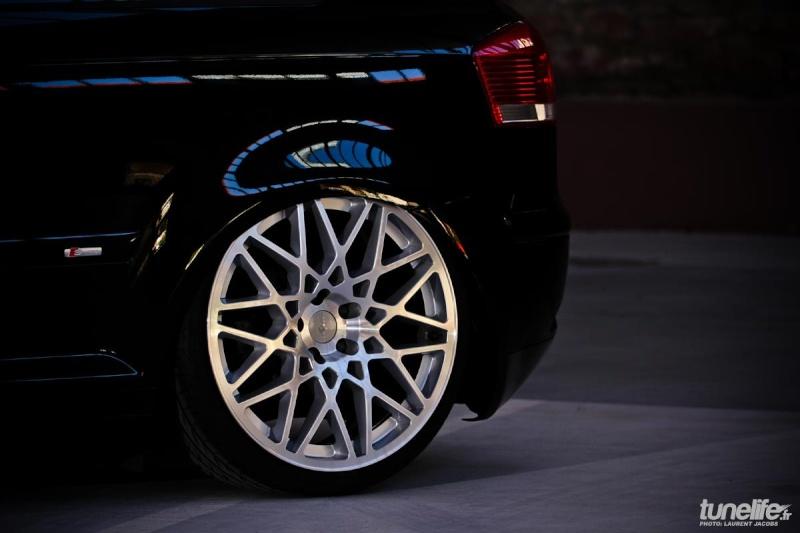 Audi A3 tdi 140 S-Line air ride + rotiform 19 66544310