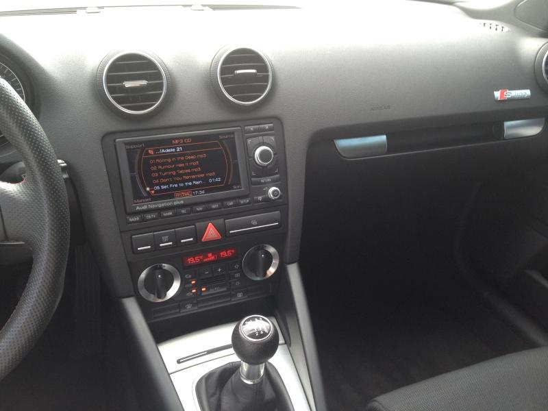 Audi A3 tdi 140 S-Line air ride + rotiform 19 Img_0217