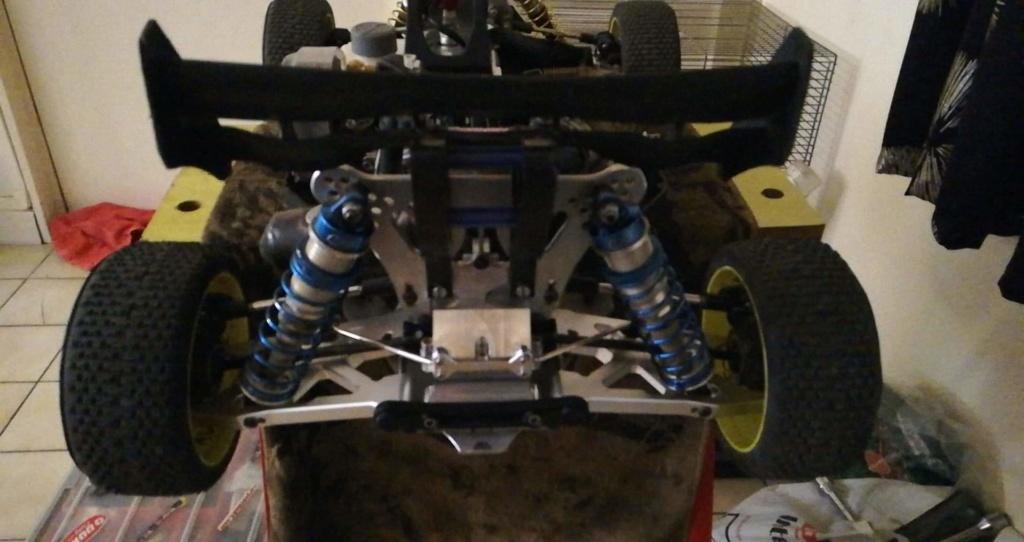 Présentation de mon Losi B5 MRCP Racing Receiv23