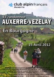AUXERRE-VEZELAY 43e édition 15 avril 2012par THANRON Bernard 2012_a10