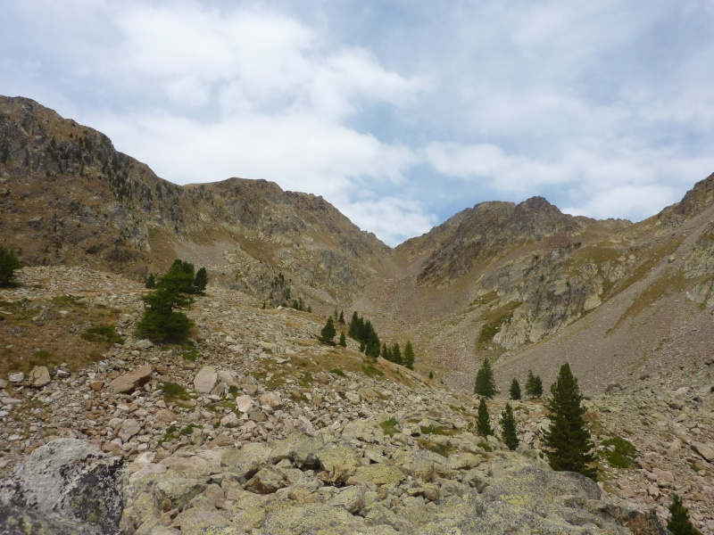Col de Cerise - Ceriega (Mercantour) P1070310