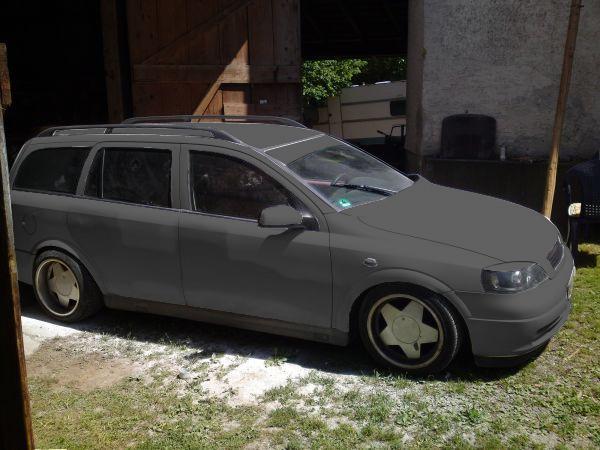 Astra G Caravan Mattgrau J6isbe10