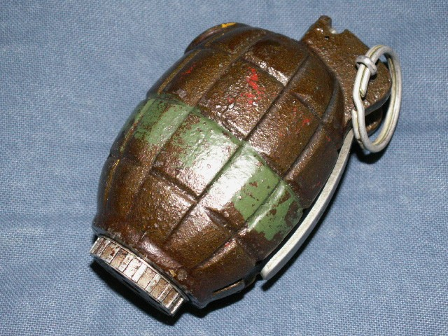 Chatco Mills Bomb 00115