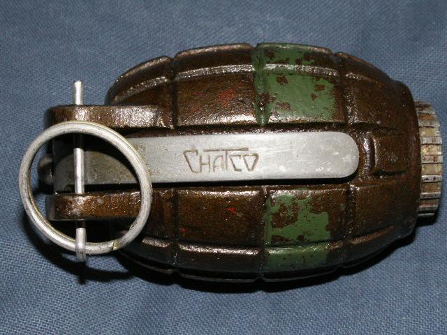 Chatco Mills Bomb 00216