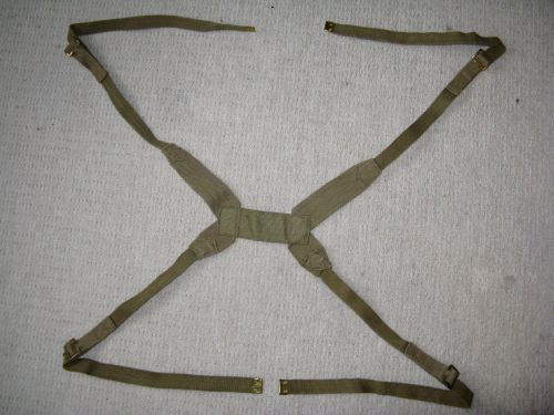 Harness, carrying, infantry, G.S. Ww2_1910