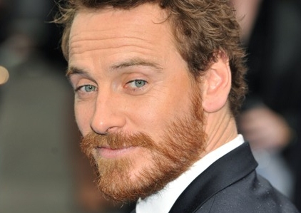 ✔Michael Fassbender: 'Never turn your back on a poodle' 210