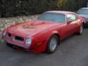 (CH) VD Pontiac Trans Am 1974  CHF 19800.- 00219