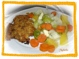 Poulet pané aux Rices Krispies 09410