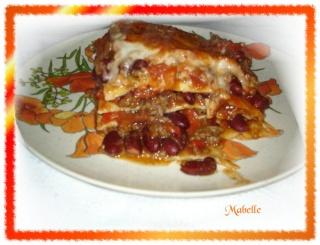 Lasagne mexicaine 43210