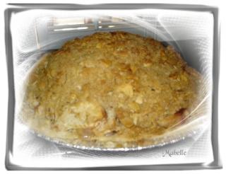 Tarte strudel aux pommes à la hollandaise Dsc02212