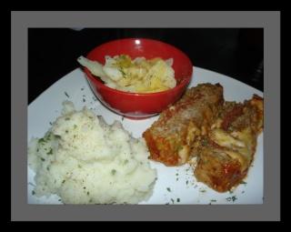 Pain de viande à l'italienne Dsc03013