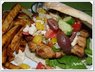 Hamburger souvlaki Dscn0431