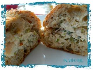 Sandwich salade de poulet  Dscn0523