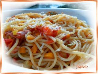 Spaghetti à la calabraise Dscn0720