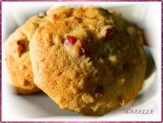 Biscuits aux canneberges et à la crème sûre Dscn1827