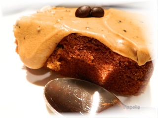 ~Gâteau graham, glaçage au café~ Gateau11
