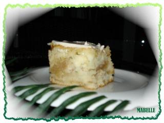 Gâteau aux pommes hollandaises Gateau12