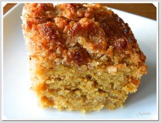 Gâteau Rice Krispies à la citrouille épicée Gateau14