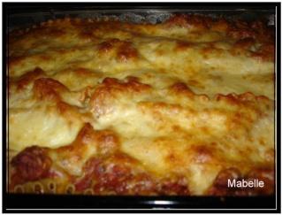 Lasagne aux deux viandes Lasagn14