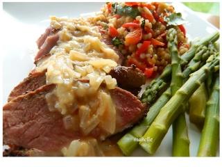 Couscous végétarien Magret11