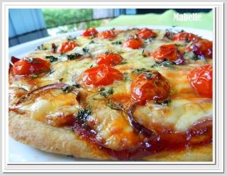 Pizza aux trois fromages Pizza_18