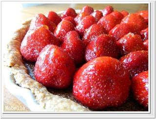 Tarte choco-fraises Tarte_30